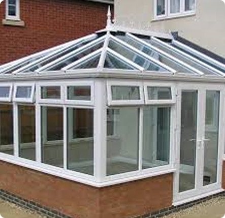 Conservatory cleaning newport